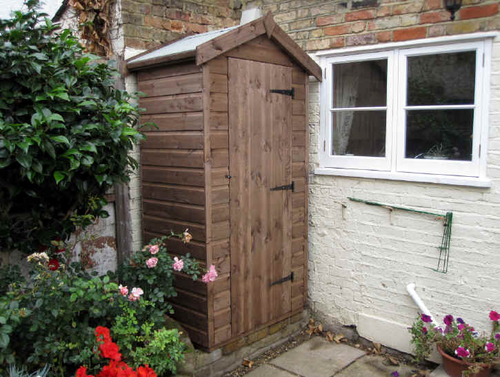 Perfect Garden Sheds X Workshop Side Double Doors In