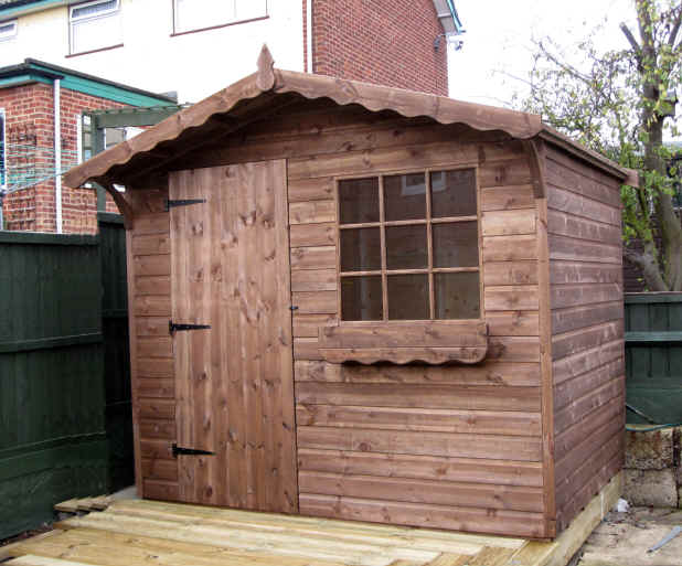 we install our sheds free of charge - Garden Sheds Essex