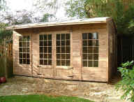 bespoke garden shed delivered installed london essex