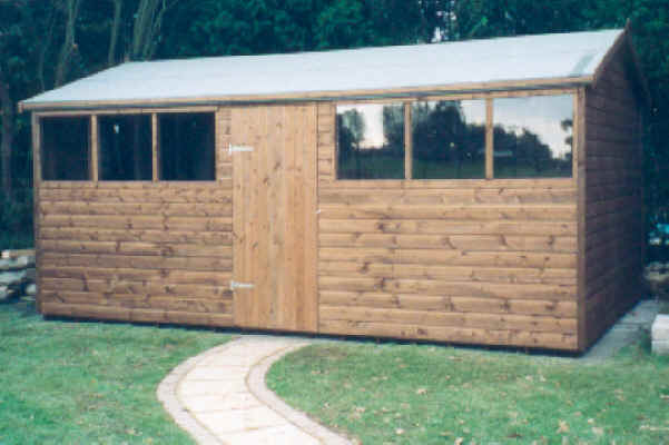 garden sheds essex wonderful garden sheds essex kent 16 x 9 apex shed installed north
